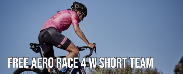 FREE AERO RACE 4 W SHORT TEAM