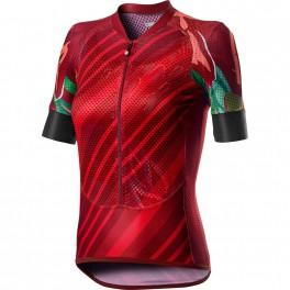 Castelli dámský cyklistický dres CLIMBER'S W JERSEY 20065
