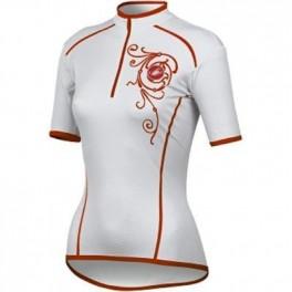 Castelli dámský cyklistický dres SENTIMENTO JERSEY 9030