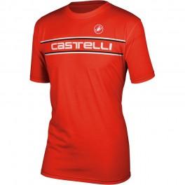 Castelli bavlněné triko CICLOCROSS T-SHIRT 13093