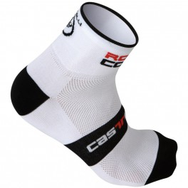 Castelli cyklistické ponožky ROSSO CORSA 6 SOCK 7072