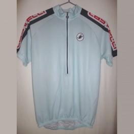 Castelli pánský cyklistický dres MAGLIA M/C C/35 SIMPLE MSP ROSSO 15058 023