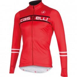 Castelli pánský cyklistický dres SEGNO JERSEY FZ 15530