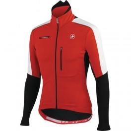Castelli pánská cyklistická bunda TRASPARENTE DUE WIND JERSEY FZ 12506