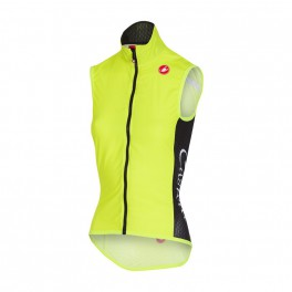 Castelli dámská cyklistická vesta PRO LIGHT W WIND VEST 18050