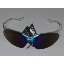 Cyklistické brýle RPJ - modrozelená