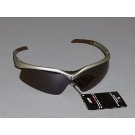 Cyklistické brýle RPJ - stříbrná