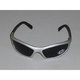 Dětské cyklistické brýle RPJ - stříbrná