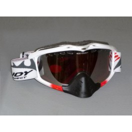 Lyžařské brýle Rudy Project KLONYX Snow bílá