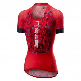 Castelli dámský cyklistický dres CLIMBER'S W JERSEY 19047